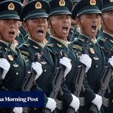 China's 6.6 per cent defence budget boost marks slowest growth in decades