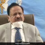 Health Minister Harsh Vardhan Takes Charge As Chairman Of WHO's Executive Board