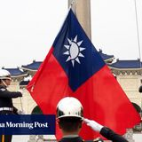 Chinese government drops references to 'peaceful' Taiwan reunification