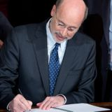 Gov. Wolf accused of causing dismay with latest vetos