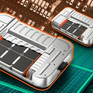 Solar energy farms could offer second life for electric vehicle batteries