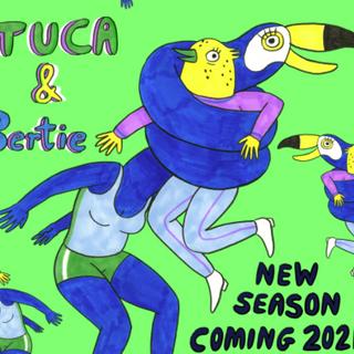 'Tuca & Bertie' Animated Series Revived at Adult Swim for Season 2