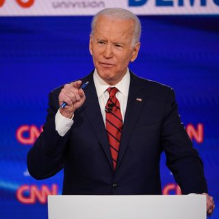 Biden boots reporters from Wall Street donor call