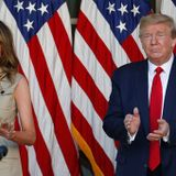 CNN's New Coronavirus Town Hall Was Set to Be More Grim News — But Melania Trump Stole the Show