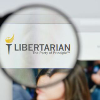 Libertarian Party Presidential Debate Offers Choice Between All Liberty Now or Moving the Ball of Liberty Down the Field
