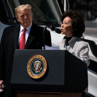 Transportation Secretary Elaine Chao's office says no 'nefarious motive' for replacing acting inspector general