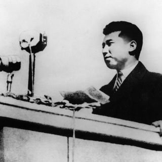 North Korean Founder Kim Il Sung Did Not Have the Ability to Teleport, State Media Admits
