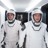 How SpaceX's sleek spacesuit changes astronaut fashion from the space shuttle era