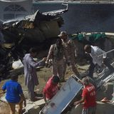 Number Of Dead In Pakistan Plane Crash Rises To 97; Two Survivors