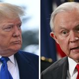 Sessions fires back at Trump over recusal: 'I did my duty and you're damn fortunate I did'