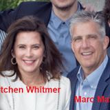 """Back of the Line!"" - Karma Hits After Gretchen Whitmer's Husband Tries to Cut in Line Before Michigan Boaters After His Wife Banned Motor Boating for Weeks!"