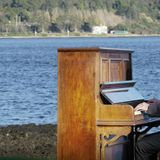 The Piano inspires Tasmanian man to take his music to 'beautiful places' - ABC News