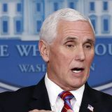 Exclusive — Pence Excoriates Biden's 'Offensive and Racist' Comments