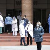 Studies show significant risks to health workers during pandemic