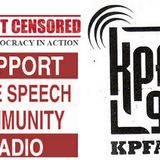 Peter Phillips and Mickey Huff Ask Activists to Boost Support at KPFA - Censored Notebook, Featured Articles, Media Conference