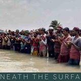 Muslims in Koyra hold Eid Jamaat in knee-deep water