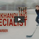Pavel Barber: The Stickhandling Specialist