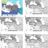 Tracking the Near Eastern origins and European dispersal of the western house mouse