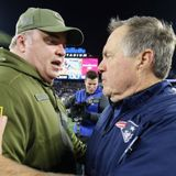 Bill Belichick, Mike McCarthy are co-favorites for coach of the year - ProFootballTalk