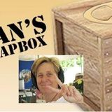 The Peter Phillips Interview on the Cindy Sheehan's Soapbox Show - The Project Censored Show