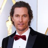 Matthew McConaughey Donates 110,000 Face Masks to Hospitals in Texas
