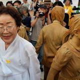 Ex-comfort woman decries 'betrayal' in South Korea activist scandal