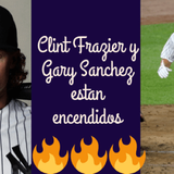 Gary Sanchez and Clint Frazier: Defensively inept but not treated the same - Why?
