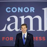Trump insults Marine veteran Rep. Conor Lamb, calls him an 'American fraud'