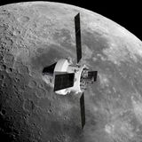 Third European Service Module for mission to land astronauts on the Moon