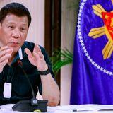 No school until coronavirus vaccine is available: Duterte