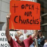 California church going to Supreme Court over in-person restrictions