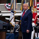 Trump attacks Marine Vet congressman as an 'American fraud' on Memorial Day - U.S. News