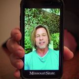 Brad Pitt surprises Missouri State University graduates with a message from quarantine - KTVZ