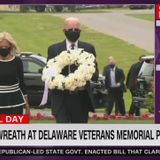 CNN's John King Offers Drama on Memorial Day: Trump's 'Full of Hate,' the Bidens Are Great
