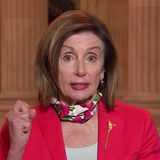 Speaker Pelosi: We need to test with a strategy