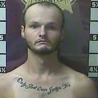 Nude man arrested, told police 'he was afraid worms were coming from his genitals'