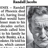This Arizona man's obituary went viral. Now, 'Uncle Bunky' is getting his own beer