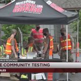 Missouri opening free COVID-19 testing centers across the state