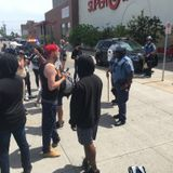 St. Paul police responding to large groups in Midway and elsewhere, reports of looting and rocks thrown