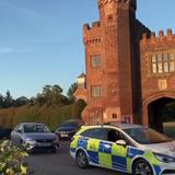 Man dies after 'rocks thrown' in grounds of Lullingstone Castle in Kent