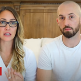 Backlash after YouTubers give up adopted son