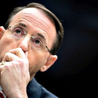 Rosenstein Confirms He Will Testify: 'Even the Best ... Make Mistakes'