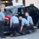 Video shows new angle of George Floyd's arrest with multiple officers
