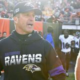 John Harbaugh: Ravens have to understand how to beat opponents determined to beat you - ProFootballTalk