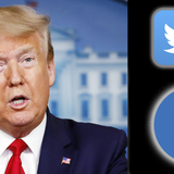 Trump drops hammer on social media companies' alleged bias by targeting crucial protection