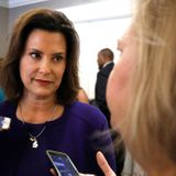 Trump accuses Whitmer of 'double standard' following marina flap