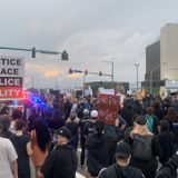Protesters shut down I-64 in Hampton in response to George Floyd's death in Minneapolis
