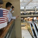 Hong Kong: American firms awake to 'sad day' as Trump vows to curb economic ties