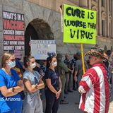 The epic battle against coronavirus misinformation and conspiracy theories