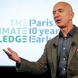 Jeff Bezos Unveils Sweeping Plan to Tackle Climate Change